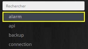 Comment accéder aux logs d'un plugin
