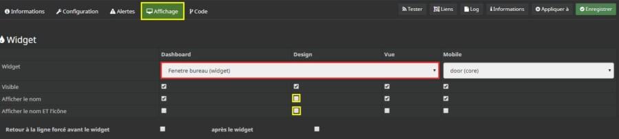 Comment configurer et personnaliser une commande en mode design