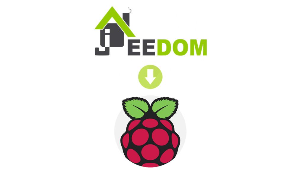 Installer Jeedom sur un Raspberry PI