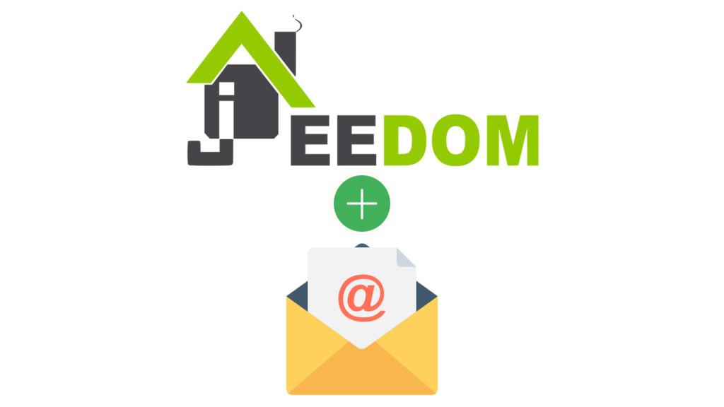 Les emails dans Jeedom avec le plugin E-mail