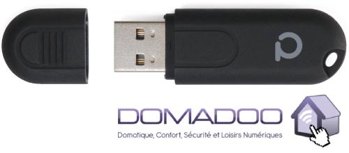 Dongle USB conbee 2 compatible avec Jeedom sur le site domadoo.fr