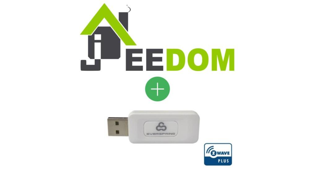 Everspring SA413 compatible Z-Wave+ intégrée dans Jeedom