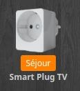 Sélectionner la prise connectée Z-Wave+ Qubino compatible Jeedom dans le plugin Z-Wave