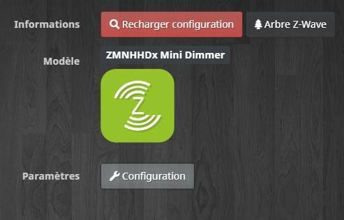 Inclusion du mini variateur Qubino encastrable dans Jeedom via Z-Wave
