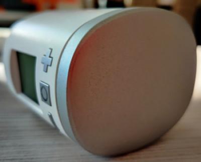 Tête thermostatique Eurotronic Spirit Z-Wave avec cache piles gris