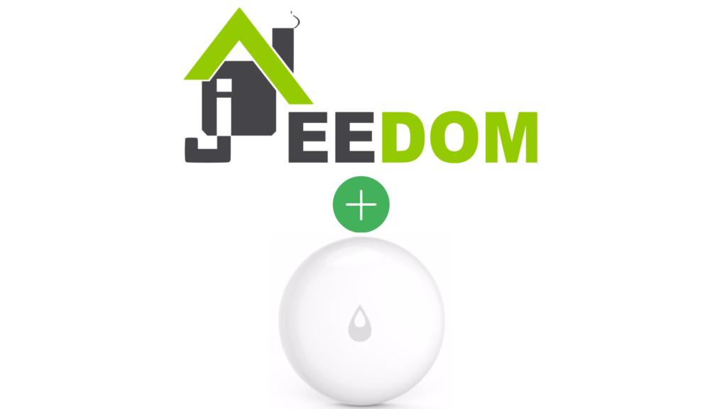 Intégration du détecteur d'eau Xiaomi Aqara compatible avec Jeedom