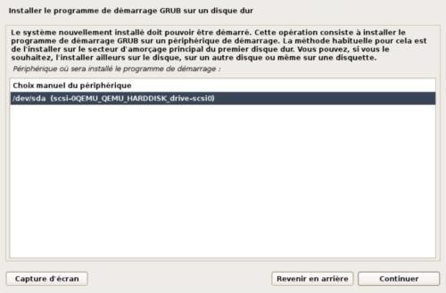 Installer Debian 10 sur une machine virtuelle Proxmox