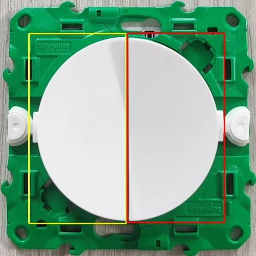 Appairage d'un bouton d'un interrupteur Odace SFSP