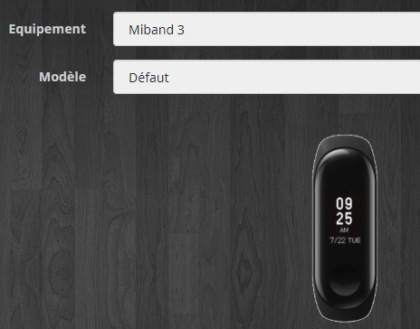 inclusion équipements via le plugin bluetooth via Jeedom