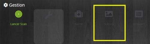 Importer scène interrupteur double sans fil sans pile pour commande scene entrée sortie Odace SFSP avec Jeedom