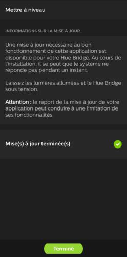 Ajouter le pont bridge Philips Hue dans son réseau