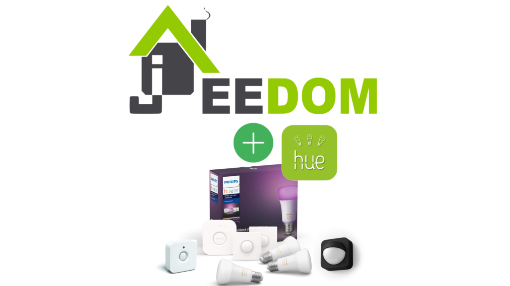 Utiliser les équipements Philips Hue avec Jeedom