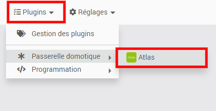 Configuration du Wifi sur la box Jeedom Atlas